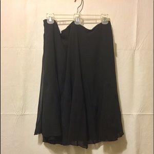 NWT  Worthington women's size 18 skirt career